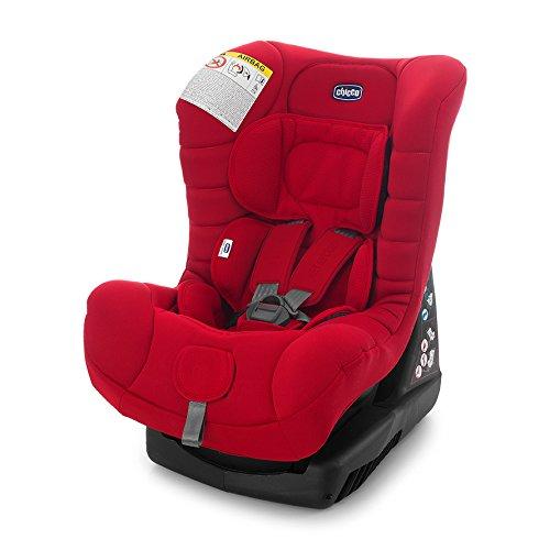 Chicco 79409 Eletta Comfort Seggiolino Auto, Rosso