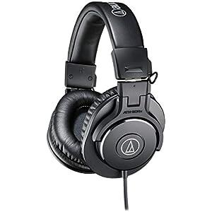 Audio Technica ATH-M30X DJ-Ausinės für Studio