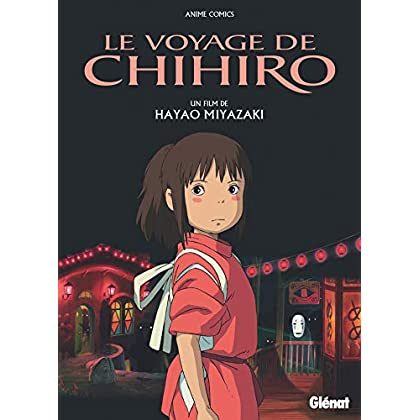 Le Voyage de Chihiro - Anime comics - Studio Ghibli