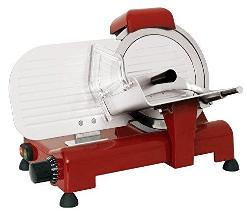 R.G.V. 25 Special Edition Affettatrice Diametro 25 cm Colore rosso.