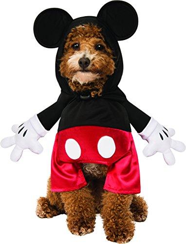 (Rubie 's Disney: Mickey Mouse & Friends Pet Kostüm, Micky Maus, X-Large)