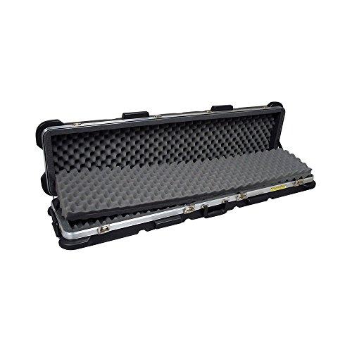 SKB Reisekoffer ATA Transport für Zwei lange 50 Zoll Gewehre, schwarz, 127.0 x 24.1 x 15.2 cm, 2SKB-5009