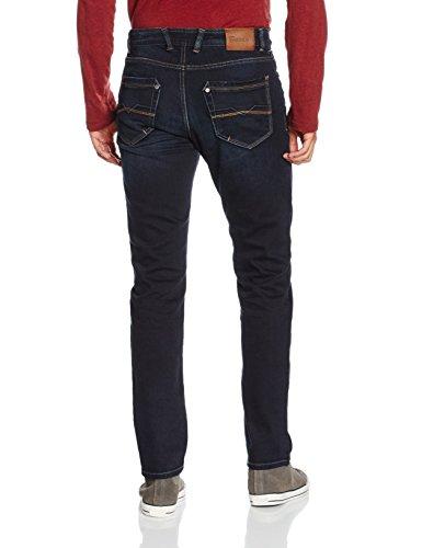 Atelier GARDEUR Herren Straight Leg Jeans Batu Blau (Dark Denim Blue 169)
