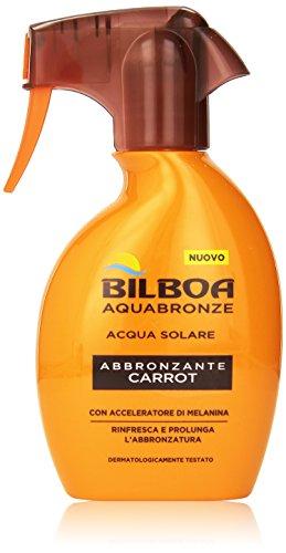 Bilboa - Abbronzante Carrot con Acceleratore di Melanina - 250 Ml