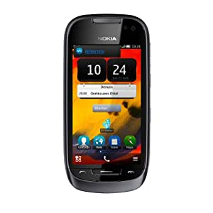 Nokia 701 Smartphone GSM/EDGE Bluetooth Wifi GPS Noir