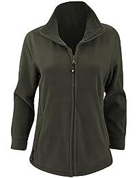 Trespass Womens/Ladies Strength Full Zip Anti-Pill Fleece Jacket