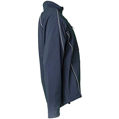 PLANAM - Twilight Softshell Jacke - Für ein optimales Körperklima und Regenschutz. Marine