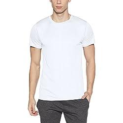 Chromozome Men's T-Shirt (8902733376426_ES1-White-XL)