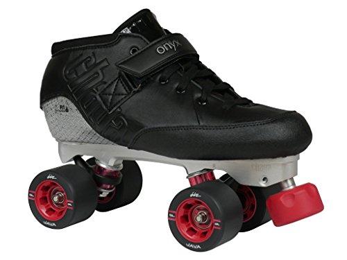chaya Onyx Skate, 42 Rollschuh schwarz -