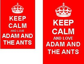 keep-calm-and-love-adam-and-the-ants-novelty-keyring-and-fridge-magnet-set