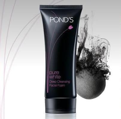 ponds-pure-whitepur-profondeur-carbone-savon-visage-moussant-100-g