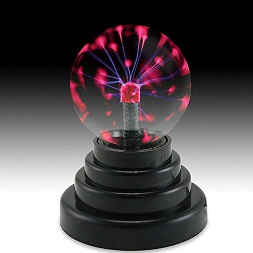Blitz Kugel,Beetest Touch Sensitive Lightning Plasma Ball Licht Magie Ball Lampe Für Party Schlafzimmer Dekoration Prop Weihnachten Geburtstagsgeschenk