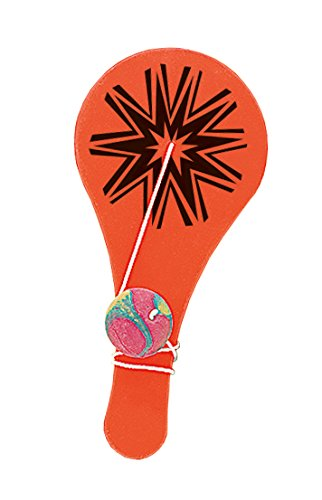 Unique Party Supplies Paddleball aus Tütenfüller (, 8 Stück