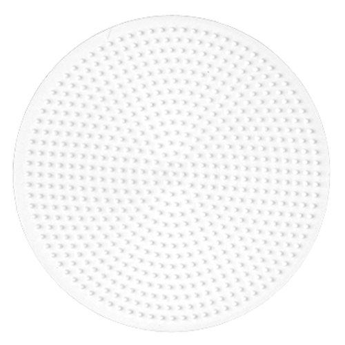 Hama 100-221 - Steckplatte, rund, 15 cm - Runde Schablone