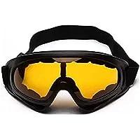 TrifyCore Protección UV a Prueba de Viento Gafas de esquí Deportes al Aire Libre CS Militar táctico Bicicleta Militar y Gafas de Moto