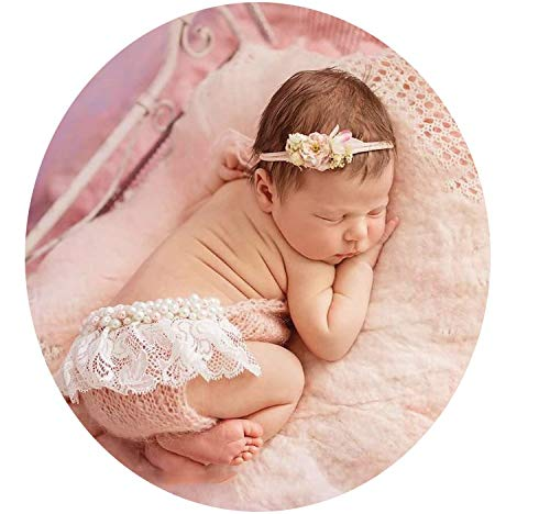 Chlyuan-bb Kostümfotografie Prop Baby Girl Fotografie Requisiten Infant Cute Newborn Vest Bilder Kleidung monatliche Foto-Shooting Outfits Neugeborenes Baby schießen Requisiten - Cute Newborn Baby Kostüm
