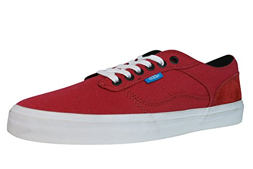 Vans Bedford Low Unisex Sneaker / Schuhe Rot