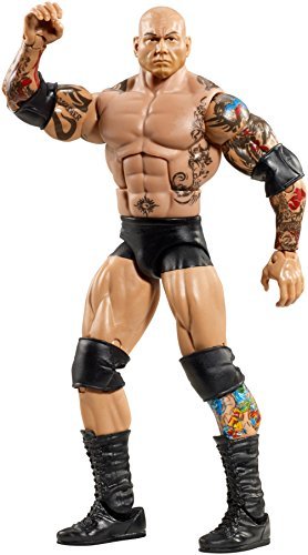 Figur WWE Batista Elite Serie 30 (Wwe Batista-figur)