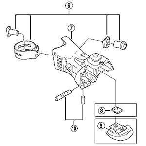 Shimano ST-3400 Boîtier de levier de vitesses gauche 8°