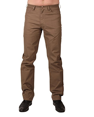 WRANGLER Sommer-Jeans ARIZONA W12OAN178 Safarie Khaki: Weite: W40 | Länge: L34 Original Arizona Jean