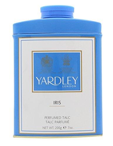 Yardley London Iris Tin Talc 200g by YardleyLondon