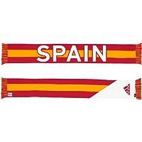 Spain Espana Adidas 2014 FIFA World Cup Authentic Jacquard Team Scarf