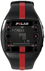 Polar FT7 Men's Heart Monitor (Black/Red)