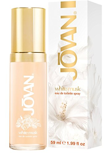 Jovan White Musk Woman EDT 59 ml, 1er Pack (1 x 59 ml) -