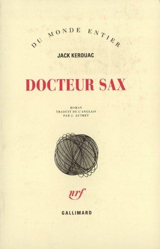 Docteur Sax [Pdf/ePub] eBook