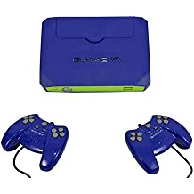 Game In Junior NX MT 09 Gaming Console (Blue And Lime)