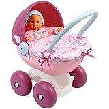 Smoby - 24668 - Baby Nurse - Landau Câlin