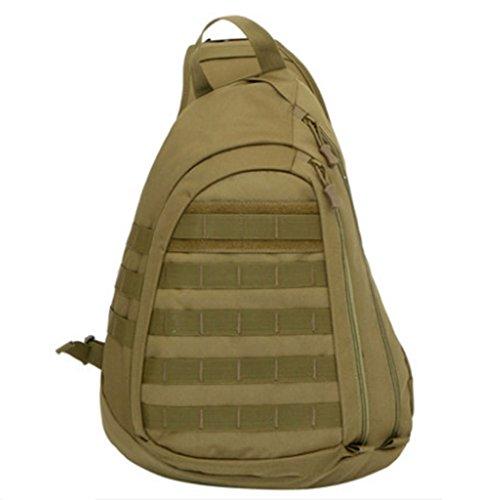 Jinxin borsa sportiva da spalla per esterno maschio / femmina borsa da viaggio camo zaino da montagna borsa da trekking con camuffamento militare
