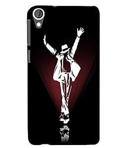 Citydreamz Michael Jackson/Singer/POP Dancer Hard Polycarbonate Designer Back Case Cover For HTC Desire 630/ HTC Desire 630 Dual Sim
