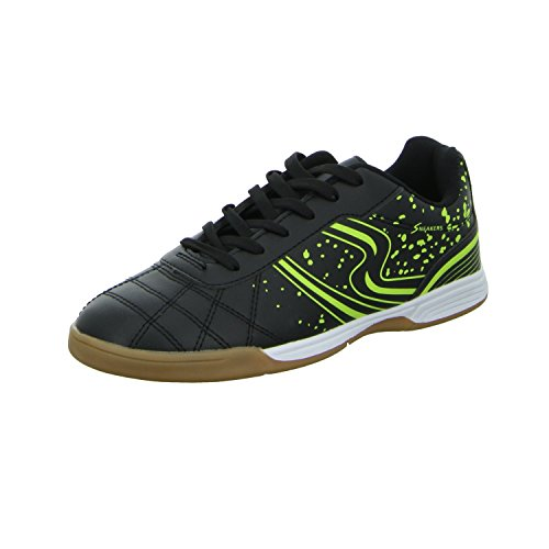 Sneakers 1744 Jovem Negro Coberta (preto)