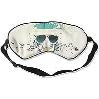 Sleep Eye Mask Skull Abstract Water Lightweight Soft Blindfold Adjustable Head Strap Eyeshade Travel Eyepatch E6 preisvergleich bei billige-tabletten.eu