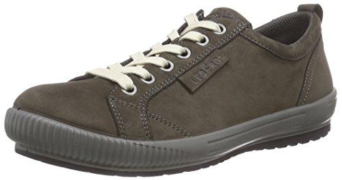 Legero TANARO, Low-Top Sneaker donna Grigio (Grau (PIOMBO 04))