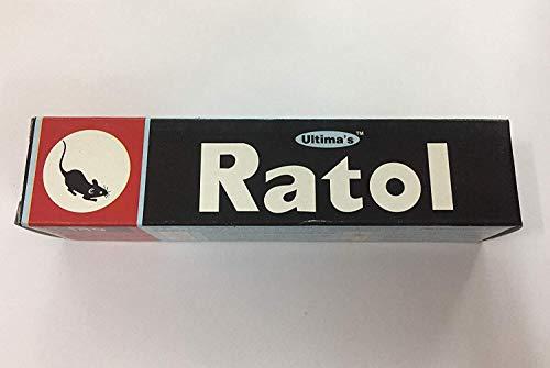 Ultima's SWASTIK Ultima's Ratol Paste Rat Control Paste Pack of 5