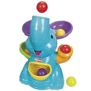 Hasbro Playskool 31943E24 – Blauer Kullerfant, Vorschulspielzeug