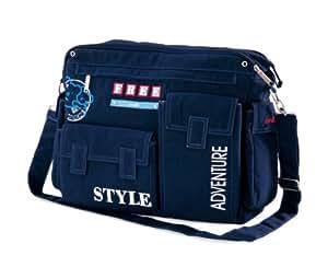 Brevi 035 Borsa Fasciatoio Free Style  002 Blu