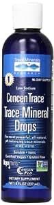 Trace Minerals ConcenTrace Trace Mineral Drops 8 fl.oz