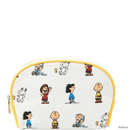 BUTLERS Peanuts Aufbewahrungstasche- Kosmetiktasche - Baumwolle, PVC - bunt