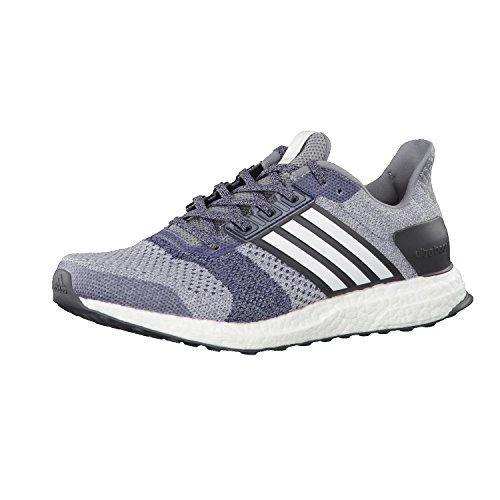 adidas Ultra Boost St M, Chaussures de Running Entrainement Homme Gris