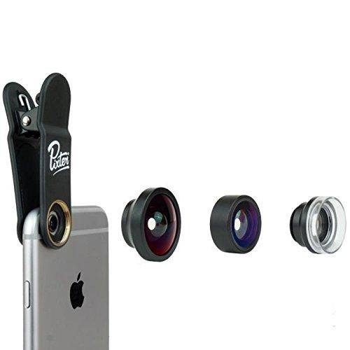 Galleria fotografica Pixter dpi-01-Confezione di obiettivi per smartphone