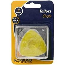 3 tizas de sastre Korbond