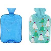 Tragbare 2 Liter Wärmflasche Gute Geschenk für den Winter - Weihnachtsbaum preisvergleich bei billige-tabletten.eu