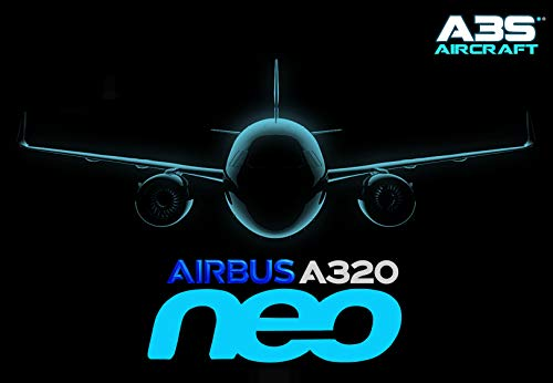 Airbus A320neo A3S Aircraft (01) por Abad Alvaro Apaza Santos