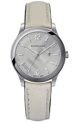 Ladies Burberry The Classic Horseferry Check Watch BU10112
