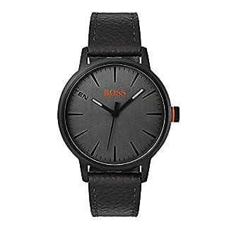 Hugo Boss Orange Reloj Análogo clásico para Hombre de Cuarzo con Correa en Cuero 1550055