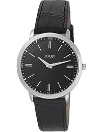 Joop Herren-Armbanduhr XL Tendencies Swiss Made Analog Quarz Leder JP100691S03