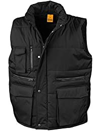 Result Lance Workguard Padded Gilet Bodywarmer